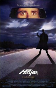 The Hitcher poster 1986