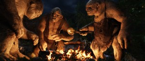 The Hobbit: An Unexpected Journey - Trolls
