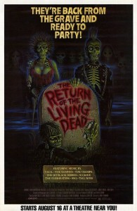 Return of the Living Dead -poster
