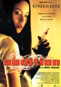 Audition (1999) Poster