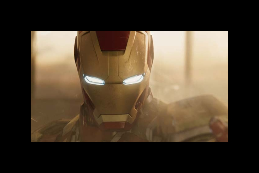 Iron Man 3 Trailer Kicks Iron Butt on Trailer Park Tuesday.