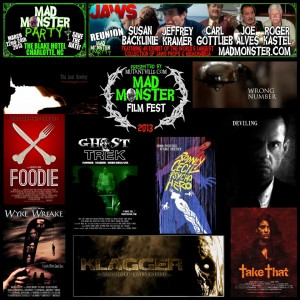 Join the fun with the Second Annual Mad Monster Party Film Festival and more this March 22-24th!