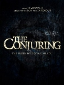 The Conjuring (2013) trailer and poster.
