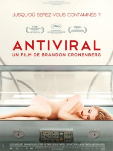 Antiviral (2013) coming to BAFS this week!