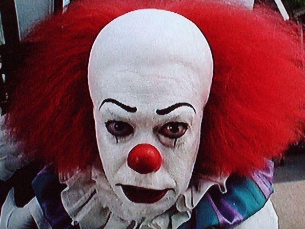 Stephen King's It on Scary Movie Saturday.