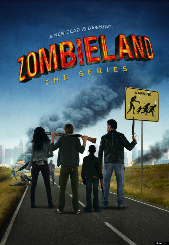 Zombieland TV series takes over Scary Movie Saturday!