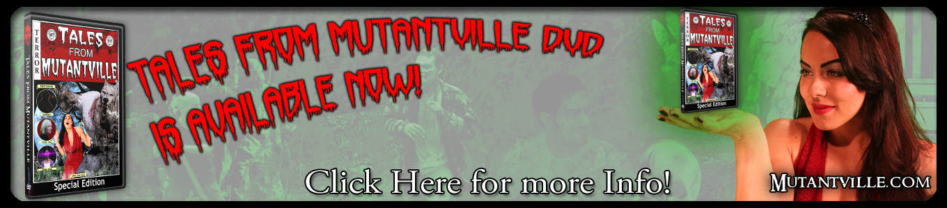 Buy Your Tales from Mutantville DVD from Mutantville.com Today!