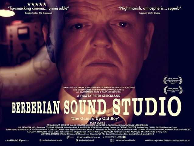 Berberian Sound Studio coming to BAFS on June 27th!