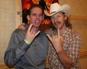 Lew Temple and Geo