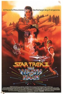 Star Trek Wrath of Khan - poster