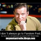 Fandom Fest & Fright Night Film Fest 2013 Convention Survival Tips with MVP!