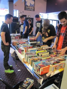 Adjust Your Tracking: The Untold Story of the VHS Collector tape swap in Charlotte, NC.
