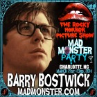 BARRY BOSTWICK JOINS MAD MONSTER PARTY 2014!