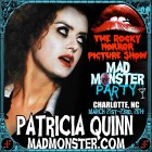 PATRICIA QUINN JOINS MAD MONSTER PARTY 2014!