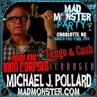 MICHAEL J. POLLARD JOINS MAD MONSTER PARTY 2014!