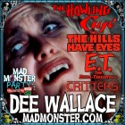 DEE WALLACE JOINS MAD MONSTER PARTY 2016!