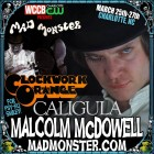 Mad Monster Party 2016 Event Schedule