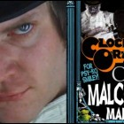 MALCOLM McDOWELL WILL BE SINGING IN THE RAIN AT MAD MONSTER PARTY 2016!